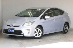 プリウス S 助手席リフトアップシート車 消費税非課税 純正フルセグSDナビ